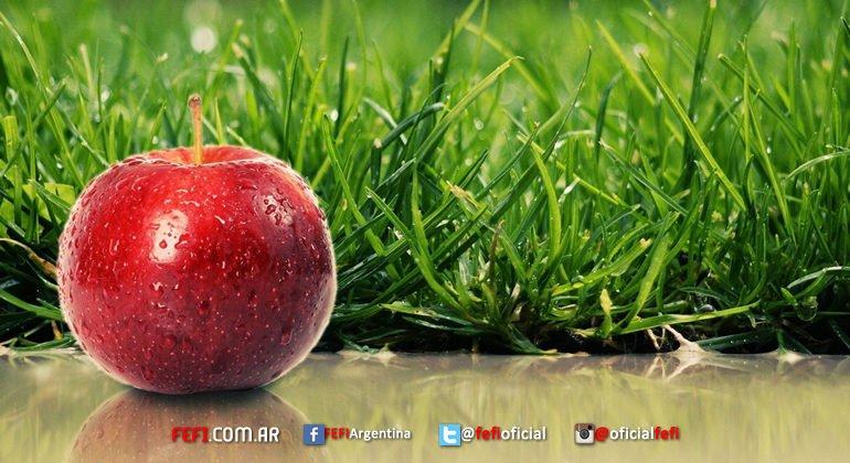 Manzana, una aliada para el atleta